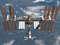 Международная Космическая Станция 2011 г.