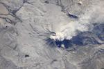Вулкан Убинас, Южная Америка (фото)