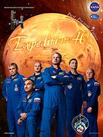 Новый 40-й сезон космического путешествия МКС