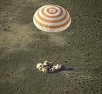 Приземление 39-й экспедиции Soyuz TMA-11M