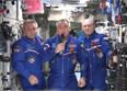 Экипаж МКС поздравили крымчан с Днём России