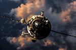 Стыковка Прогресса к МКС. 24 июля