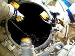 Выход в космос российского экипажа (ВКД-39), 18 Августа 2014 г
