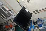 Один из первых iPads на МКС