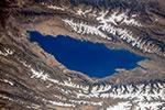Озеро Иссык-Куль, Киргизия