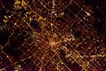 Города мира - Ночной Хьюстон