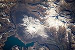 Вулкан Антуко, Южная Америка