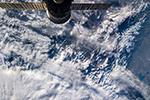 Над горами Алтая