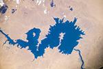 Искусственное озеро Кадисия, Ирак