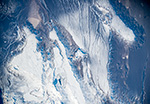Над льдами Патагонии