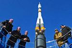 Предполётная подготовка 56-й экспедиции на МКС