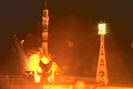 21 марта 2018 г. Запуск пилотируемого корабля «Союз МС-08»