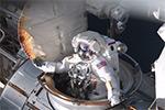 Не так просто вернуться на МКС после выхода в космос