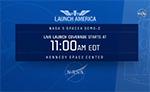 Запуск исторической пилотируемой миссии SpaceX на МКС