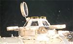Наблюдение Земли с МКС из Cupola