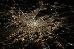 Москва — столица нашей страны, снятая в ночное время