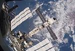 Отстыковка корабля «Союз МС-08» от МКС 4 октября 2018 г.