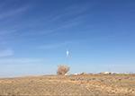 Запуск ракетоносителя «Союз-2.1а» с пилотируемым кораблем «Союз МС-17». 14 октября 2020 г.