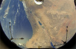 Летим над Израилем