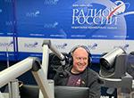 24 апреля 2021 г. Интервью на Радио России в программе Виражи Времени