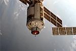 Прямая трансляция стыковки модуля «Наука» с МКС